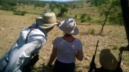 Serengeti Back packing 8